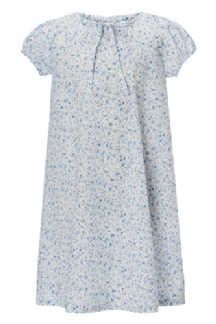 Liberty print tunic dress